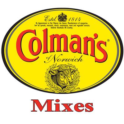 Colmans mixes